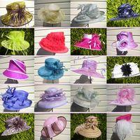 Az angol hölgyek kalapja