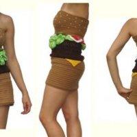 Hamburger-ruha és társai