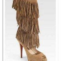 Cipő, ami csizma is -  Christian Louboutin