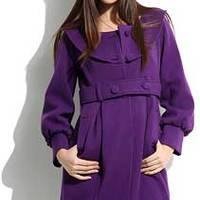 Kabát-sarok: A lila kabát