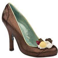 Cipő csokoládé imádóknak