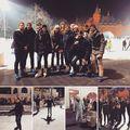 Az év első csapatépítése! #bmesolarboatteam #bme #solar #skating #teamspirit