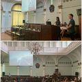 Április 26-án csapatunk részt vett a Nemzetközi Környezet- és Természetvédelmi Ifjúsági Turisztikai Találkozón Szolnokon.  Reméljük, hogy előadásunk által érdekes és hasznos tudàsra tehettek szert az ide érkező diákok. Köszönjük a lehetőséget!☺️