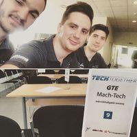 Kint vagyunk az idei Techtogether versenyen! Hajrá BME SBT! #bmesolarboatteam #bme #iparnapjai #techtogeher #Rosana #roadtomonaco #teamspirit