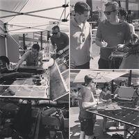 #tb to our race in Monaco in 2016 #tbt #monaco #bme #solarboatteam #solar #race