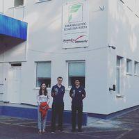Sziasztok! A mai napon ellátogattunk egyik fő támogatónkhoz, a Furukawa Electric Technológiai Intézethez. Egy kisebb előadás keretében beszámoltunk nekik az előző versenyszezonunk alakulásáról, valamint  ismertettük idei célkitűzéseinket, terveinket. Ezúton is szeretnénk megköszönni nekik a támogatást és a projektünkbe fektetett bizalmat! :)