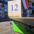 Sikeres napot zártunk, aminek eredményeként megkaptuk a versenyzés szükséges engedélyt! Holnap kezdődik Rosana igazi megmérettetése ;) mi már nagyon várjuk!  Emellett különleges érzés látni a magyar zászlót a Yacht Club de Monaco épületén!