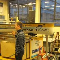 Hajós tapasztalatok a Delfti Műszaki Egyetemen