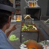 Itt a Microsoft okosszemüvege, a HoloLens