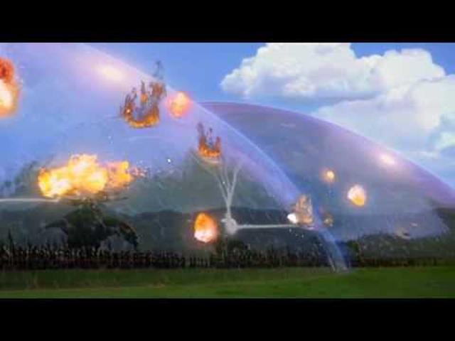 """A Boeing """"erőtérpajzsa"""", akár csak a Star Wars-ban"""