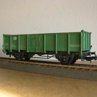 MÁV üzemi kocsi (Roco alapon)