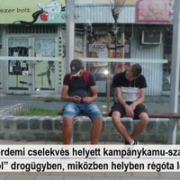 Kőbánya polgármesterének válasza a drogproblémára: majd a jog megoldja!