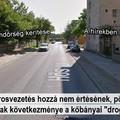 Hős utcai öt méter: az örökkévalóság távja