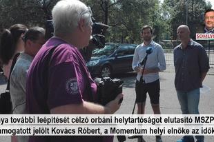 Polgáraira figyelő önkormányzást Kőbánya további leépülésének elkerülésére!