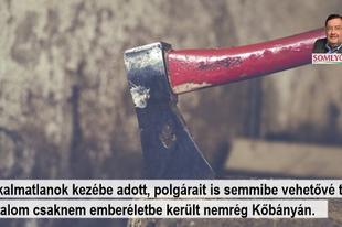 """Kőbányai nemnormális: """"lakók"""" elhallgatott önbíráskodásának esete"""