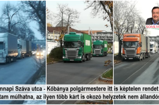"""Száva utcai """"illegális kamionparkoló"""": így vezethet Kőbánya polgármesterének bájolgása az örömlányok és a drog eltakaríthatatlanságához is"""