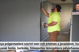 A 2014 óta meglévő lakásmegújítási programom elemeivel kampányol a kőbányai Fidesz