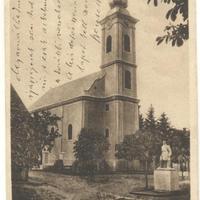 Református templom - Somogyjád