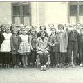 Osztálykép 1958-ból (Somogyjád)