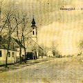 Utcarészlet Somogyjád (1920 körül)