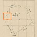 Górisfai dűlő - Jaád kisközség (Somogyjád)