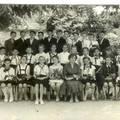Osztálykép 1959-ből (Somogyjád)