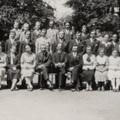 Osztálykép az 1938/1939-as tanévből.
