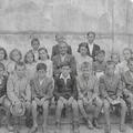Osztálykép az 1950-es évekből