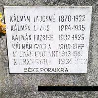 Bencze Eszter (1913. - 1987.)