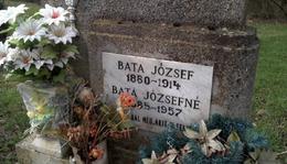 Bata József (1879. - 1914.)