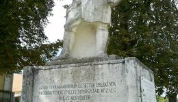 A somogyjádi I. világháborús emlékmű (Somogyjád, Kálvin János utca)