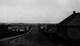 Somogyjád - Szabadság utca az 1950-es években