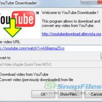 YouTube Downloader - PSP video konvertálás egyszerűen!