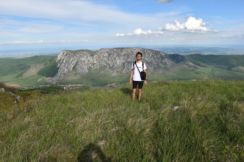 Panorámatúra a Torockói-hegységben