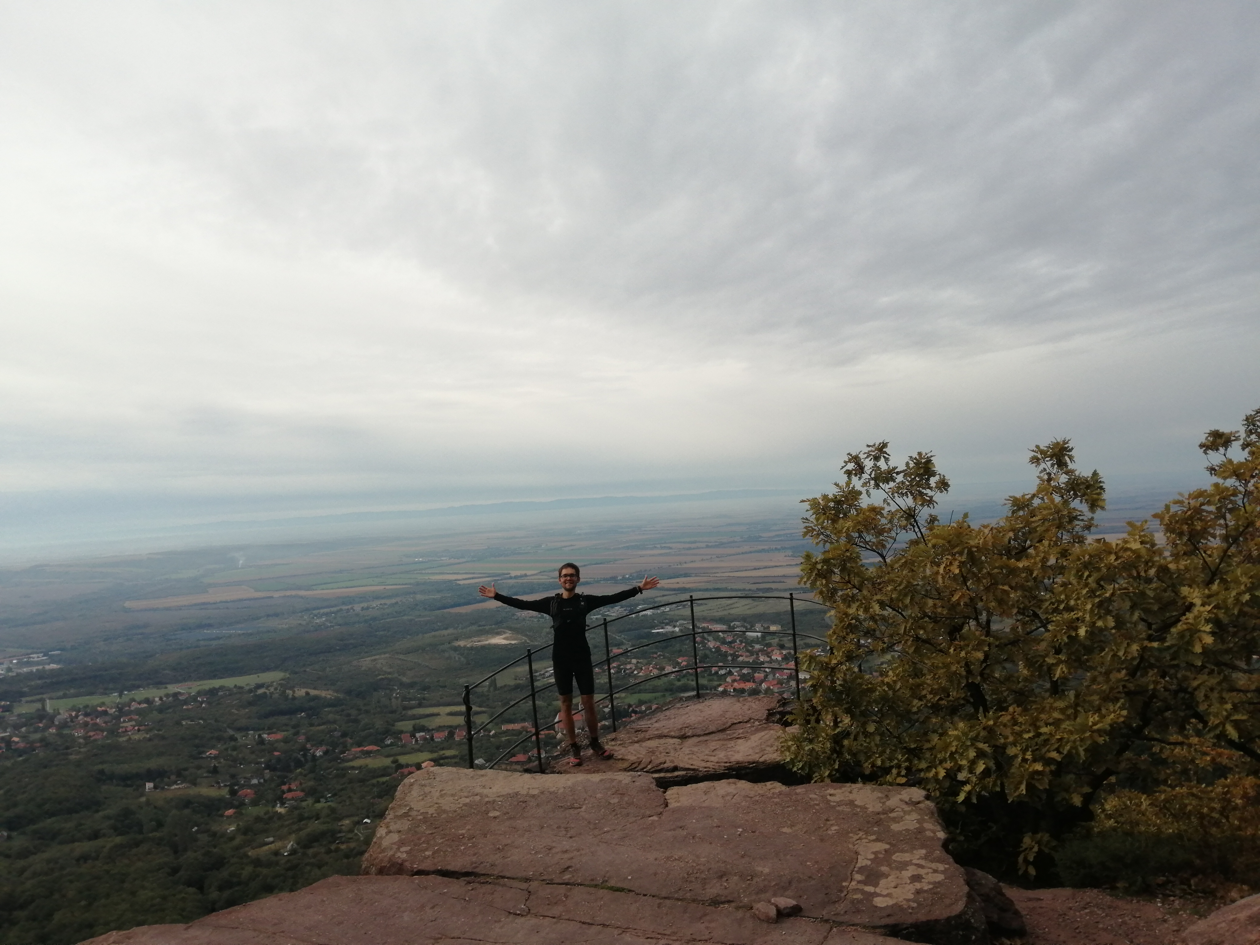Életem első teljesítménytúrája a Mecsekben - Jakab-hegy 33