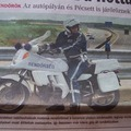 EKF zsaruk motoron – Lassan, de biztosan