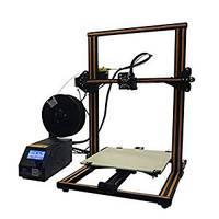 Első 3D nyomtatónk, beüzemelés és első gondok