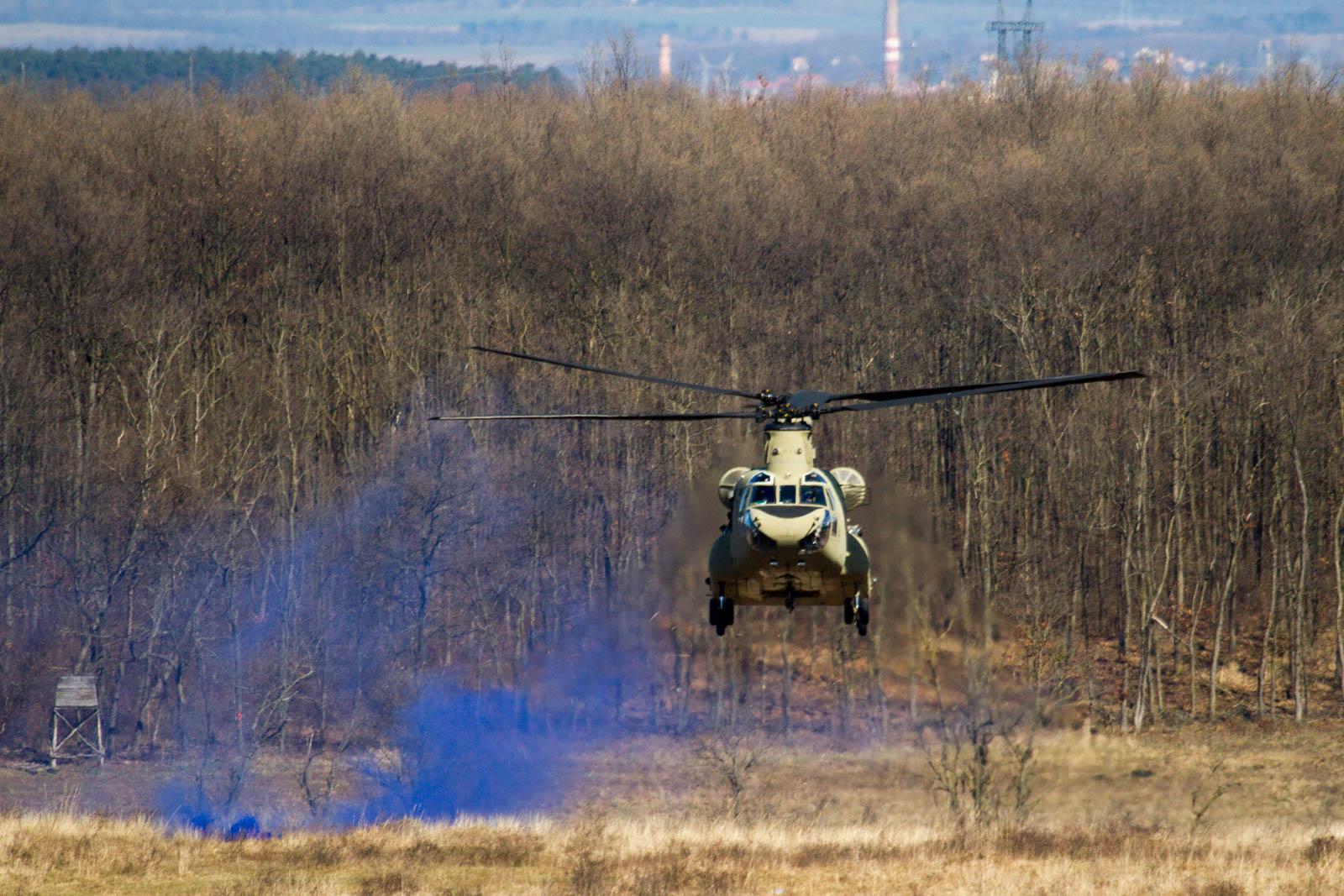 Hadgyakorlaton a Soproni Fotóklub tagjai - Hawk Strike 2020