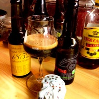 Sörballada - Green Sheep Beers - Hot Road Imperial Stout