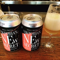Valamit a New England IPA-kről - First Viktoria's NEw Secret NE IPA