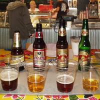 Mexikói sörök a belvárosban