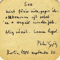 Söralátét-költészet