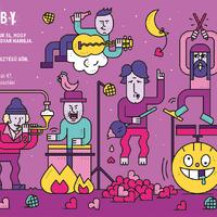 Quimby és sör - Monyo: Az ördög magyar hangja - Red IPA