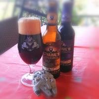Esthajnal '19 - Karácsonyi sör kisüzemi módra - Őszibarackos Black IPA