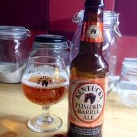 Sör Halloweenre - Kentucky Pumpkin Barrel Ale