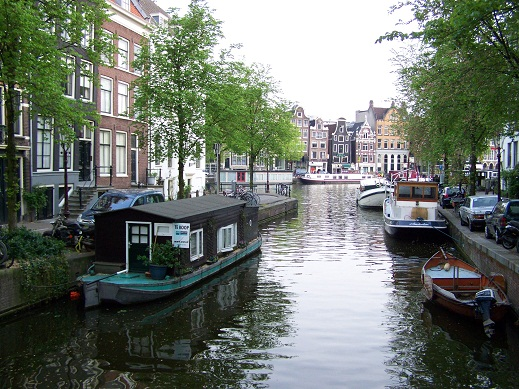 Nagyon haza hoznám: Amsterdam!