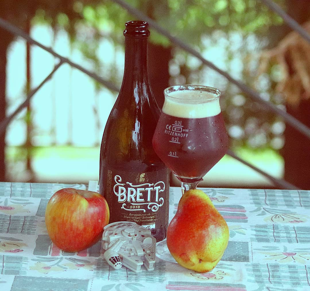Savanyú a sör - Hop Top: Brett és Monyo&LaPirata: Slow Life