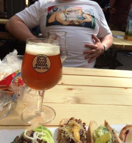 Beer Week in Budapest - Együtt(ivás)állás