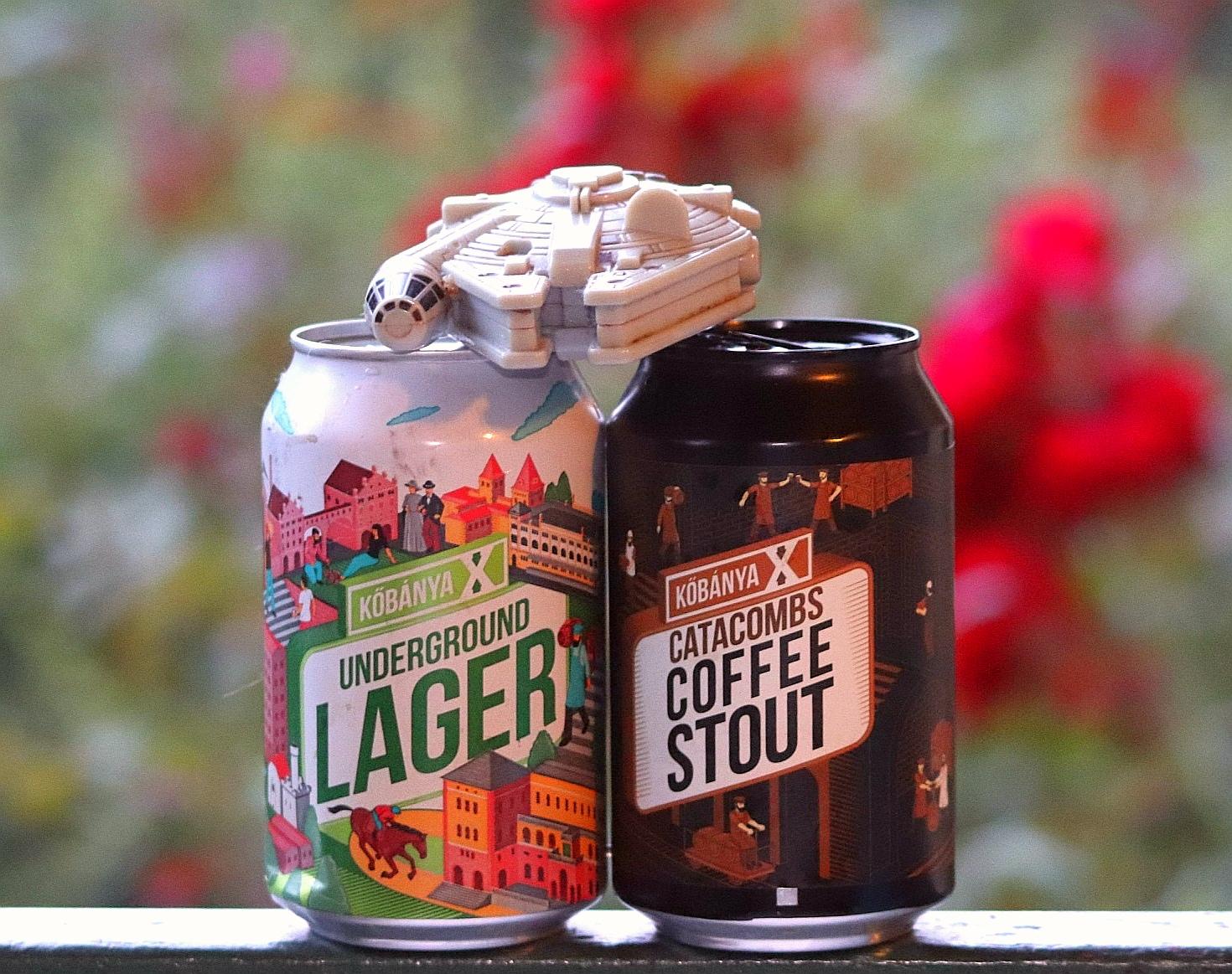 Mad Scientist - Dreher collab sör - Kőbánya X - Új utak?