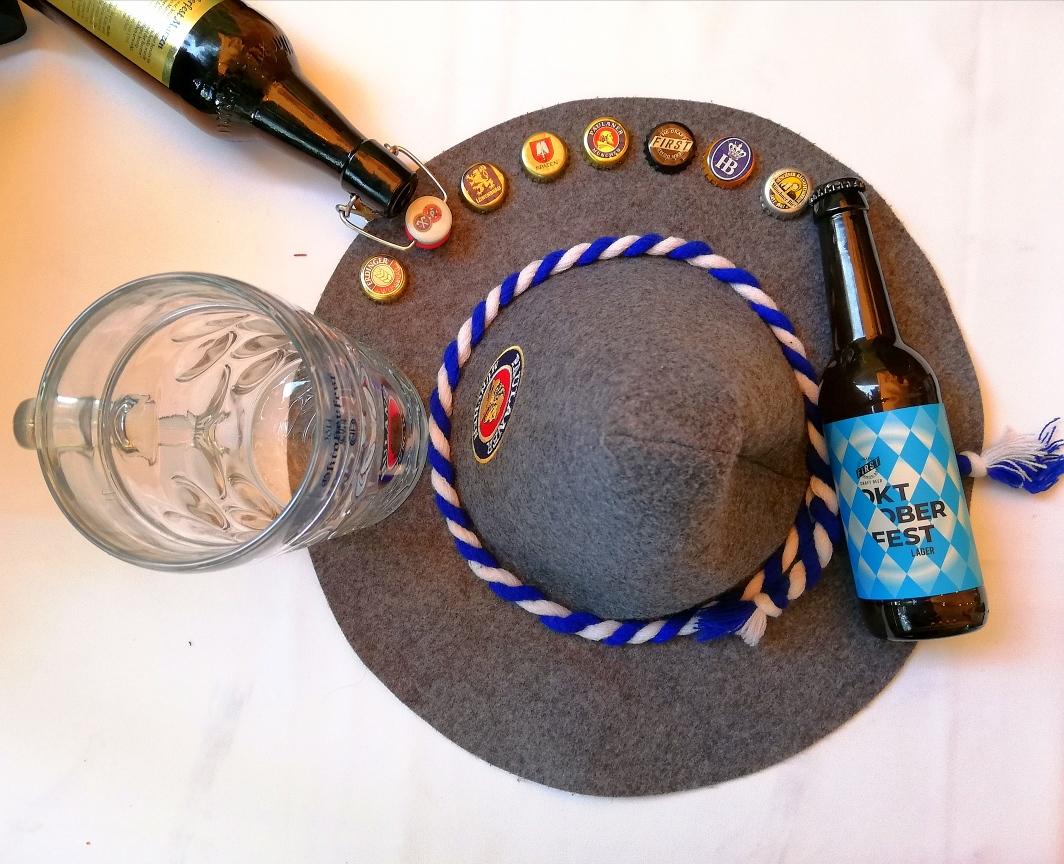 A nagy Oktoberfest - Kóstolás - First Oktoberfestbier német kihívókkal